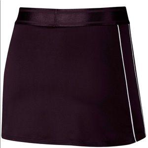 Nike Women's NikeCourt Dri-FIT Tennis Skirt BLACK